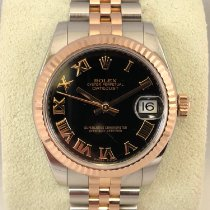 Rolex Lady-Datejust brugt 31mm Guld/Stål