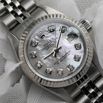 Rolex Lady-Datejust Steel 26mm Mother of pearl No numerals United States of America, New York, New York