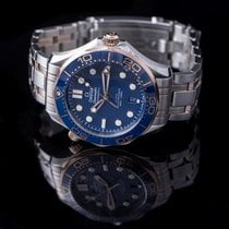 Omega Seamaster Diver 300 M new Watch with original box and original papers 210.20.42.20.03.002
