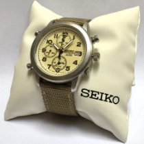 Seiko 7T32-7D90 1998 pre-owned