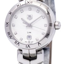 TAG Heuer Link Lady Steel 29mm Silver Roman numerals Singapore, Singapore