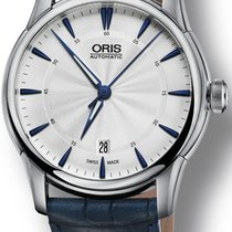 Oris Artelier Date new Watch with original box and original papers 01 733 7670 4031-07 5 21 75FC