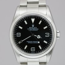 Rolex 14270 Steel 1998 Explorer 36mm pre-owned United States of America, Florida, Miami Beach