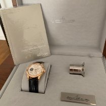 Jaeger-LeCoultre Master Eight Days Perpetual Roségold 40mm Champagnerfarben Keine Ziffern