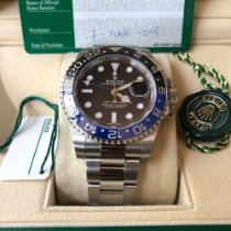 Rolex GMT-Master II Steel 40mm Black No numerals United States of America, California, Sunnyvale