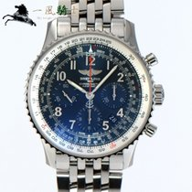 Breitling Navitimer 01 Steel 43mm Blue