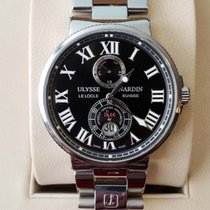 Ulysse Nardin Marine Chronometer 43mm Steel 43mm Black Roman numerals United States of America, Florida, APOLLO BEACH