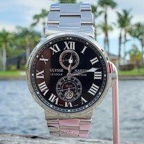 Ulysse Nardin Marine Chronometer 43mm 263-67-7/42 2010 подержанные