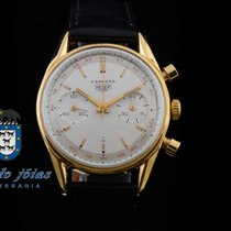 Heuer Gold/Steel 36mm Manual winding pre-owned