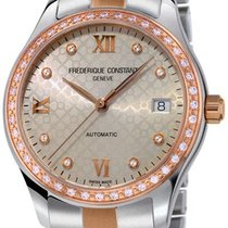 Frederique Constant FC-303LGD3BD2B 2020 Ladies Automatic Double Heart Beat 36mm new