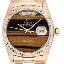 Rolex Κίτρινο χρυσό 36mm Αυτόματη 18038