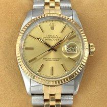 Rolex Zlato/Ocel 36mm Automatika 16013 použité
