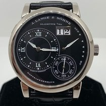 A. Lange & Söhne Lange 1 White gold 38.5mm Black Roman numerals United States of America, California, Encinitas