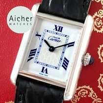 Cartier Tank (submodel) Silver 21mm