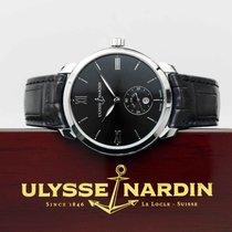 Ulysse Nardin Classico Acero 40mm Negro Romanos España, Barcelona