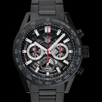 TAG Heuer Carrera 45mm Transparent United States of America, California, San Mateo