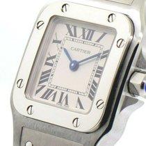 Cartier Santos Galbée W20056d6 new