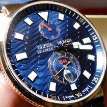 Ulysse Nardin Marine 266-68 pre-owned