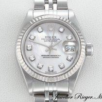 Rolex Lady-Datejust Gold/Stahl 26mm Weiß Keine Ziffern Deutschland, München