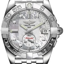 Breitling Galactic 36 Stahl 36mm