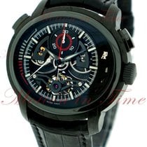 Audemars Piguet Millenary Chronograph Carbon 47mm Black No numerals United States of America, New York, New York