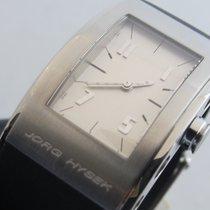 Jorg Hysek Kilada Stahl 37mm Silber Arabisch