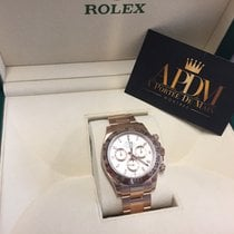 Rolex 116505 Or rose 2017 Daytona nouveau France, MARSEILLE