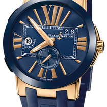 Ulysse Nardin Executive Dual Time 246-00-3-43 2019 new