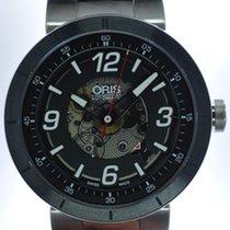 Oris Mans Automatic Wristwatch TT1 Skeleton