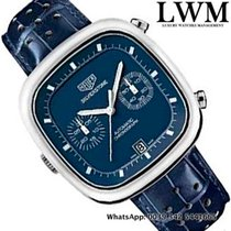 TAG Heuer Silverstone CAM2110 - FC6258 Heritage blue dial Full...