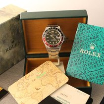 Rolex GMT-Master II 16710  NEVER -POLISHED / Box and Pape