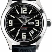 Ball Engineer II Arabic Zeljezo 40mm Crn