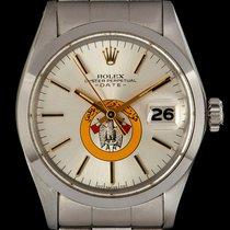 Rolex Date Abu Dhabi NOS 1500