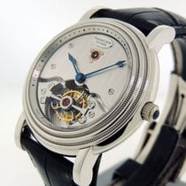 Parmigiani Fleurier Toric Platinum 40mm Silver United States of America, California, Los Angeles
