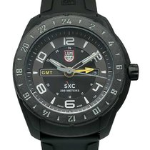 Luminox XCOR SXC Aerospace Carbon Compound GMT Quartz Men's...