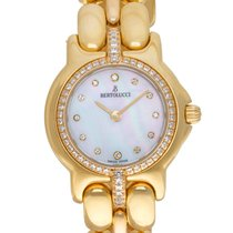 Bertolucci Pulchra Yellow gold 24mm Mother of pearl No numerals United States of America, Florida, Surfside