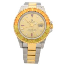 Rolex 40mm Automatic 2000 pre-owned GMT-Master II