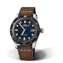 Oris Divers Sixty Five 01 733 7720 4055-07 5 21 02 2018 new