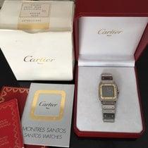 Cartier Santos Galbee full set anniversary model