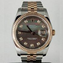 Rolex Datejust Pearl Diamond Dial
