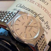 Omega Seamaster Automatic Steel bracelet mens vintage 1970s watch