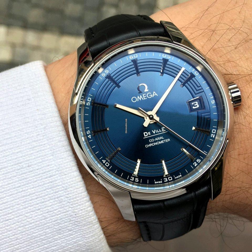 Ceny hodinek Omega De Ville  0b47d60355