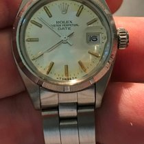 Rolex Oyster Perpetual Lady Date pre-owned 26mm