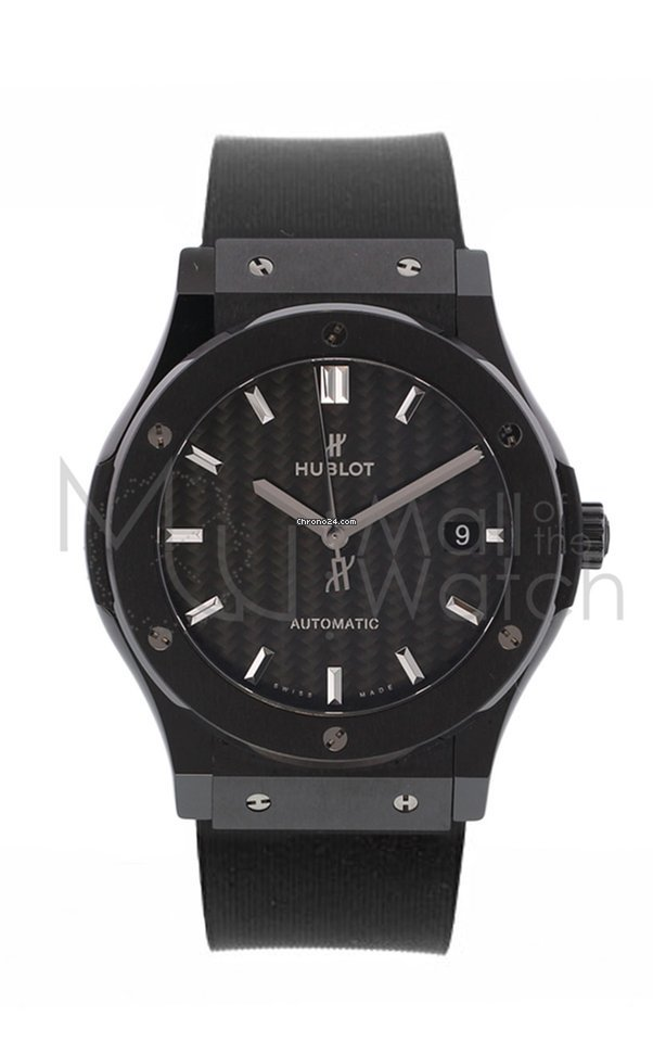 6ed16a40de4 Hublot Classic Fusion Black Magic 45 mm – 511.cm.1771.rx