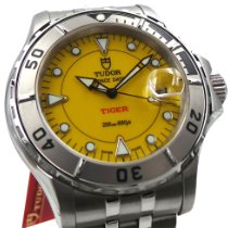 Tudor Hydronaut Steel 40mm Yellow No numerals United States of America, Texas, Houston