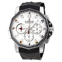 Corum Admiral's Cup Challenger 986.691.11/F371 AA92 nuevo