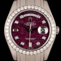 Rolex Day-Date Platinum 39mm No numerals