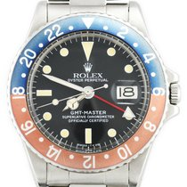 Rolex 1675 Steel 1978 GMT-Master 40mm pre-owned United Kingdom, London