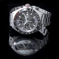 TAG Heuer Formula 1 Calibre 16 Steel Grey United States of America, California, San Mateo