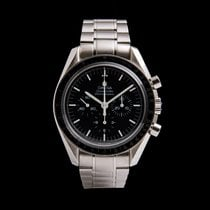 Omega Speedmaster Professional Moonwatch pre-owned 42mm Black Steel